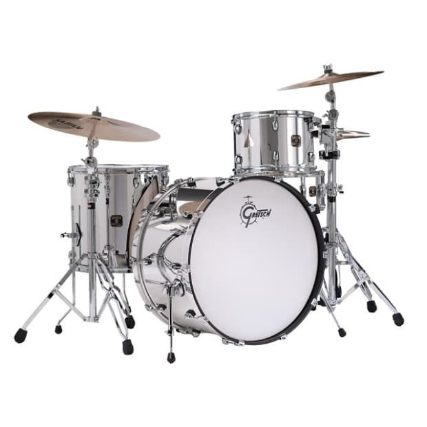 Gretsch Catalina Club Rock 4pc Drum Kit 13 16 24 6 5x14