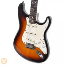 Fender 40th Anniversary American Standard Stratocaster Sunburst image