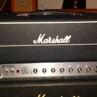 Marshall  AFD100 Slash Signature Appetite For Destruction 100W Tube Guitar Head 2011 Black Tolex