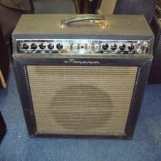 Ampeg Gemini II Model G-15 Guitar Amp Vintage 1x15 image
