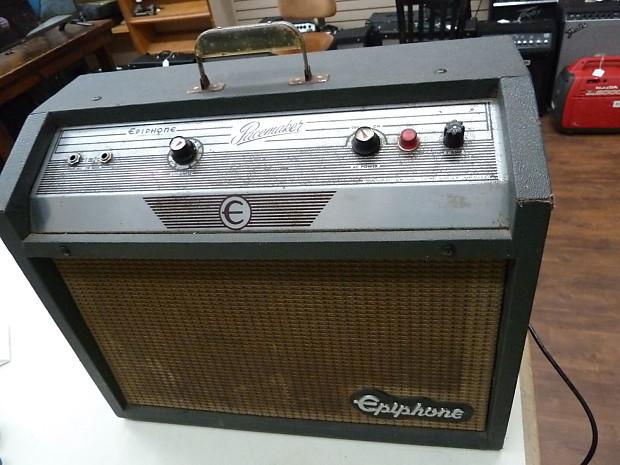 Vintage Epiphone Amp 28