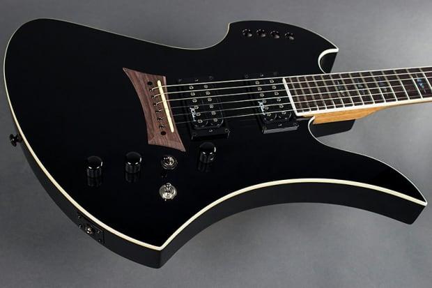 bc rich mockingbird polarity electric guitar with piezo reverb. Black Bedroom Furniture Sets. Home Design Ideas