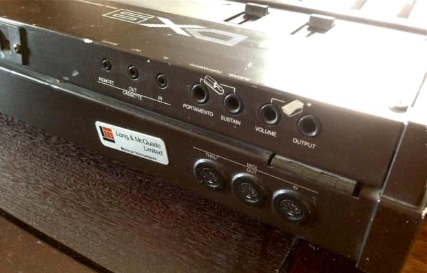 Yamaha dx9 61 key fm synth reverb for Yamaha cs1x keyboard