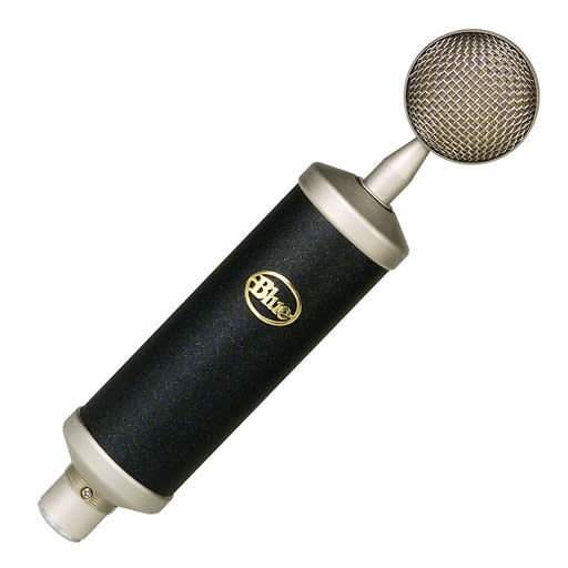blue microphones baby bottle cardioid condenser microphone reverb. Black Bedroom Furniture Sets. Home Design Ideas