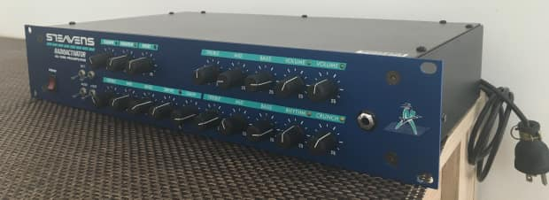 Rig-Talk • View topic - Steavens Radioactivator Preamp  $old