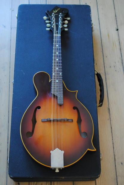 Gibson Auto Sales >> Vintage Gibson F style Model A-12 Mandolin   Reverb