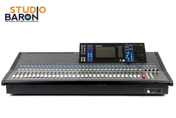 Yamaha ls9 32 digital audio console mixing board ls932 for Yamaha sound console