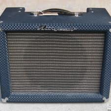 Vintage 1963 Ampeg J-12D Jet - Rola speaker image