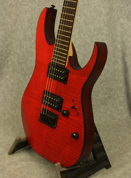 ibanez rg6003 fm rg series electric guitar in flat reverb. Black Bedroom Furniture Sets. Home Design Ideas