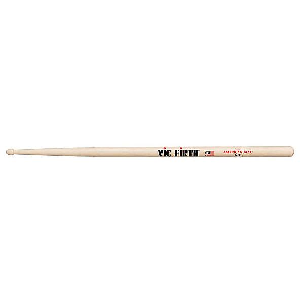 vic firth aj2 american jazz wood tip drumsticks reverb. Black Bedroom Furniture Sets. Home Design Ideas