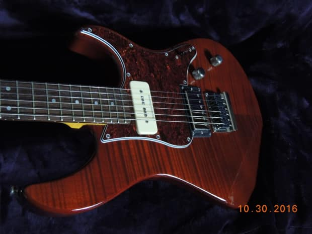 Yamaha Pacifica Hfm For Sale
