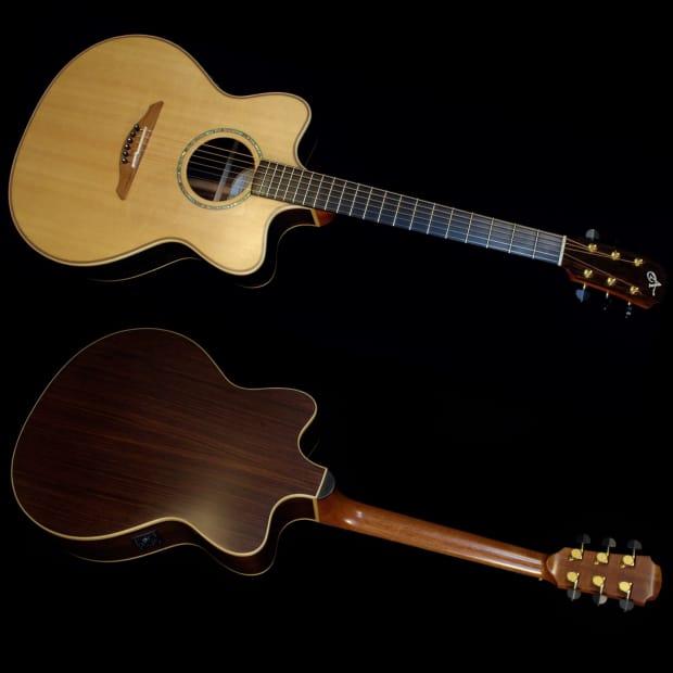 avalon handmade guitar legacy carl verheyen acoustic double reverb. Black Bedroom Furniture Sets. Home Design Ideas