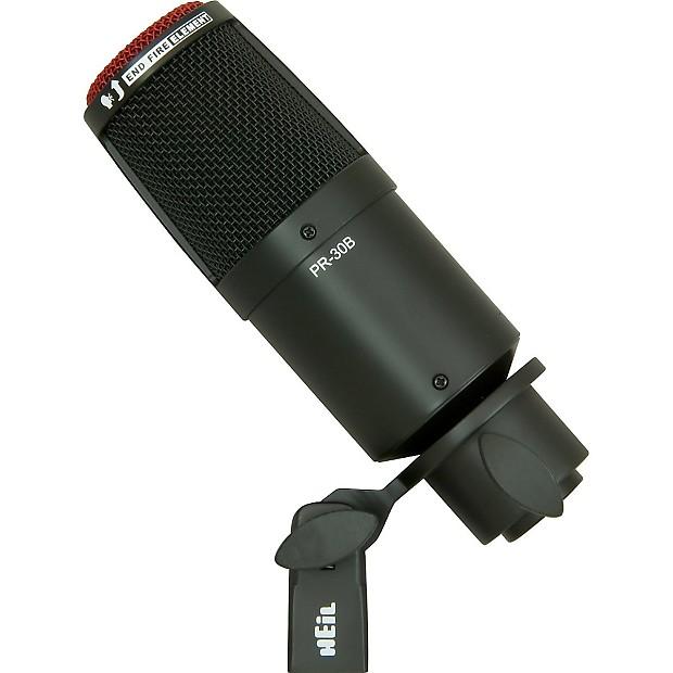heil sound pr30b large diaphragm dynamic microphone 2 day reverb. Black Bedroom Furniture Sets. Home Design Ideas