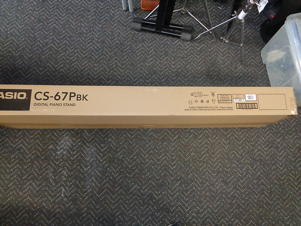 Casio CS-67PBK