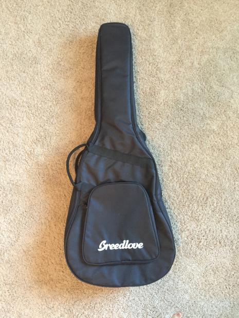 breedlove soft guitar case reverb. Black Bedroom Furniture Sets. Home Design Ideas