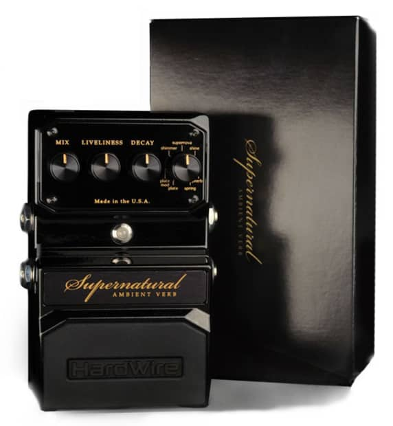 digitech supernatural ambient stereo reverb guitar effects reverb. Black Bedroom Furniture Sets. Home Design Ideas