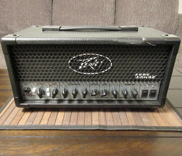 peavey 6505 mh micro head guitar amp reverb. Black Bedroom Furniture Sets. Home Design Ideas