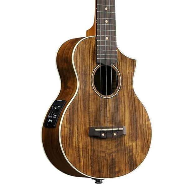 ibanez uew14e ew acoustic electric concert ukulele exotic reverb. Black Bedroom Furniture Sets. Home Design Ideas