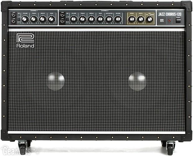 roland jc 120 jazz chorus 120 watt 2x12 stereo combo amp reverb. Black Bedroom Furniture Sets. Home Design Ideas