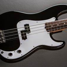 Fender American Standard Precision Bass 2015 Black image