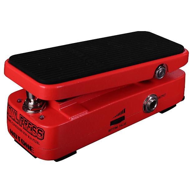 hotone soul press wah volume expression pedal reverb. Black Bedroom Furniture Sets. Home Design Ideas