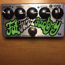 ZVex Fatt Fuzz Factory image