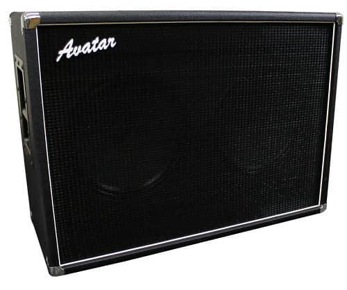 avatar cabinets avatar g212 traditional vintage 30 s guitar speaker 10801