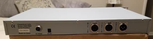 chameleon labs 7602 mk ii silver reverb. Black Bedroom Furniture Sets. Home Design Ideas
