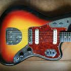 Fender Jaguar Pre CBS 1965 3 Color Sunburst image