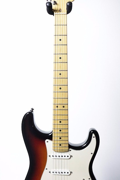 used fender american standard stratocaster 2002 3 color reverb. Black Bedroom Furniture Sets. Home Design Ideas