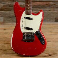 Fender Mustang Dakota Red 1967 (s314) image
