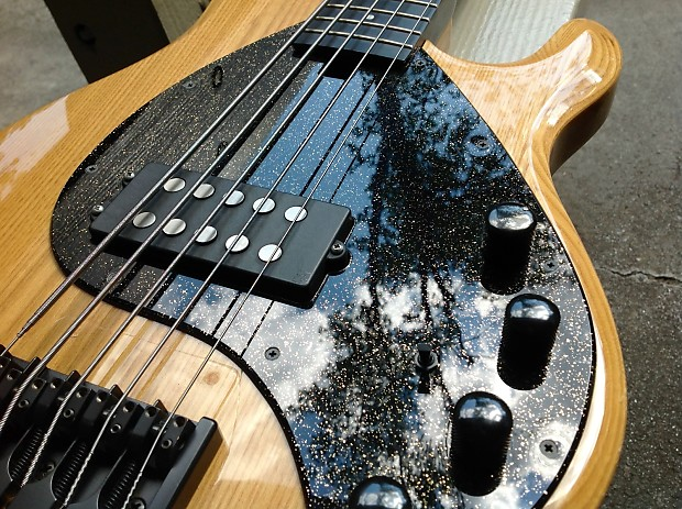 stingray 5 bass with graphite neck and mods reverb. Black Bedroom Furniture Sets. Home Design Ideas