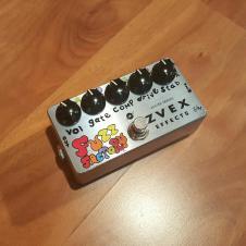 Zvex Effects Fuzz Factory Fuzz Pedal image