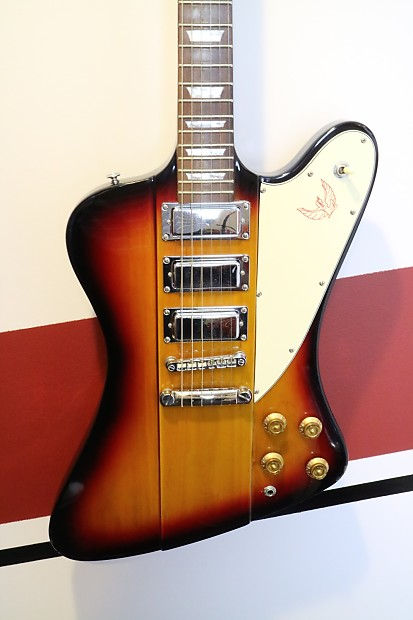 Used Dillion Firebird Solid Body Electric Guitar | Guitar ...
