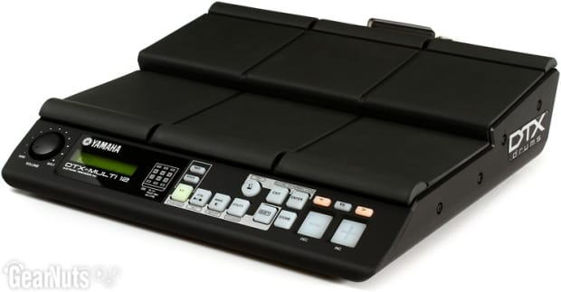 Yamaha dtx multi 12 electronic percussion pad reverb for Yamaha dtx multi pad