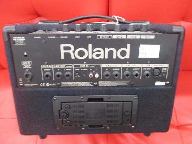 roland kc 110 battery powered keyboard amp reverb. Black Bedroom Furniture Sets. Home Design Ideas