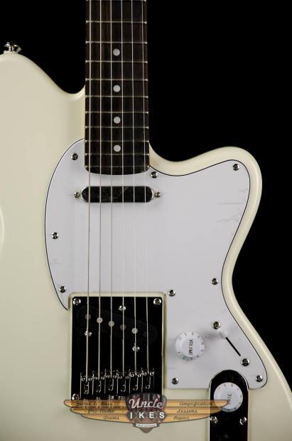 ibanez talman tm302 electric guitar tele style ivory reverb. Black Bedroom Furniture Sets. Home Design Ideas