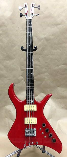 kramer xl 8 aluminum neck 8 string bass guitar reverb. Black Bedroom Furniture Sets. Home Design Ideas