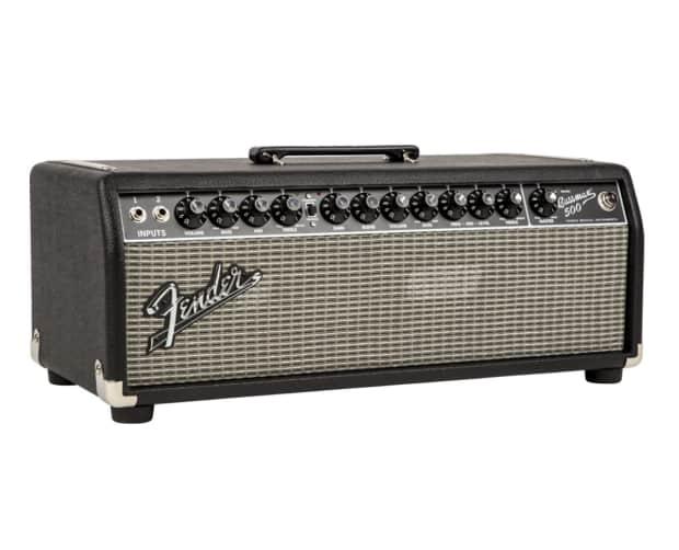 fender bassman 500 head 120v amplifier bass guitar amp reverb. Black Bedroom Furniture Sets. Home Design Ideas