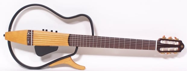 Yamaha slg110s steel string silent guitar tobacco sunburst for Yamaha jr1 vs jr2