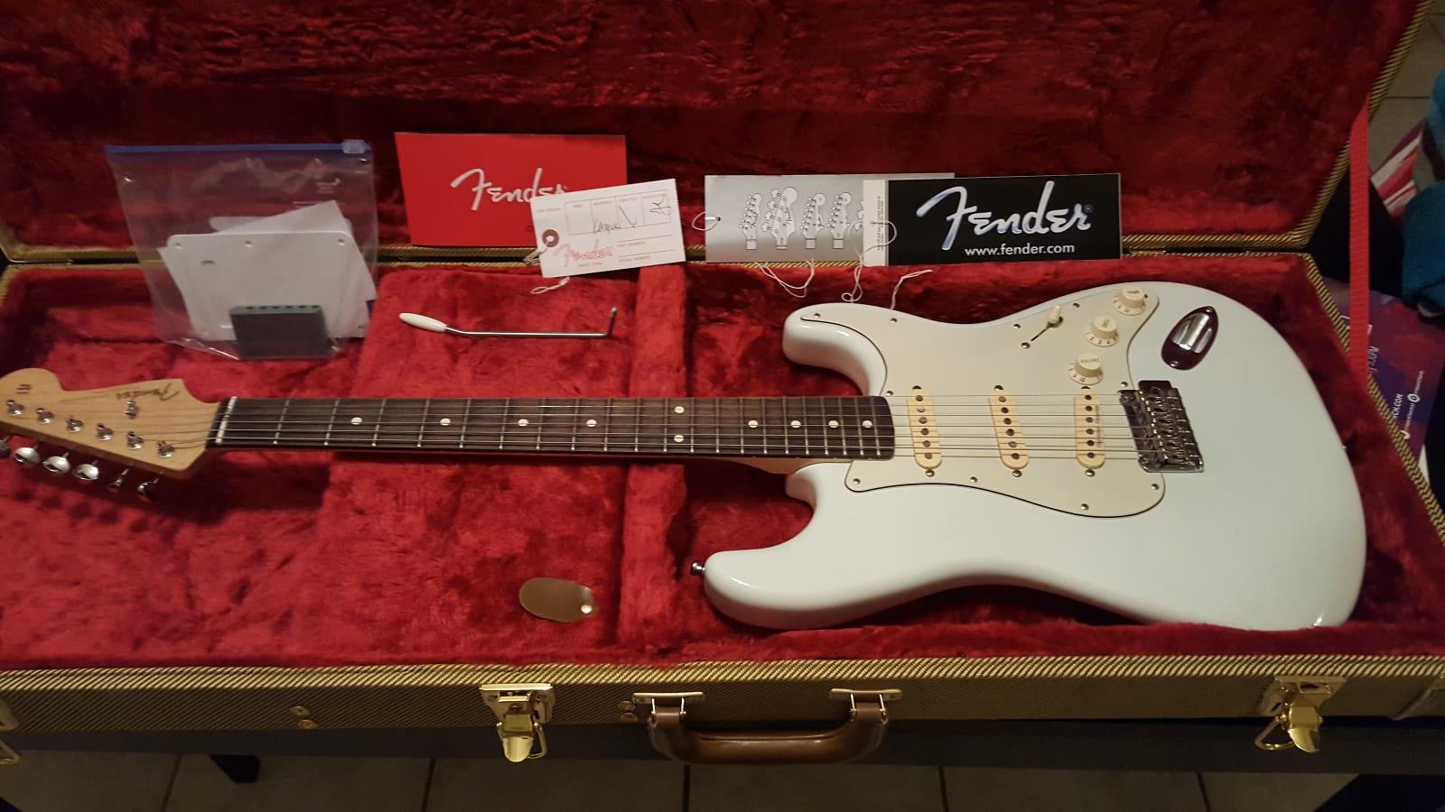 Fender Stratocaster - Custom USA