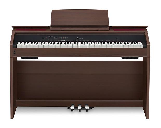 casio privia px 860 digital piano walnut reverb. Black Bedroom Furniture Sets. Home Design Ideas