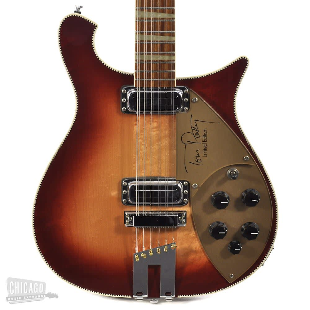 rickenbacker tom petty signature 660 12 fireglo 1992 reverb. Black Bedroom Furniture Sets. Home Design Ideas