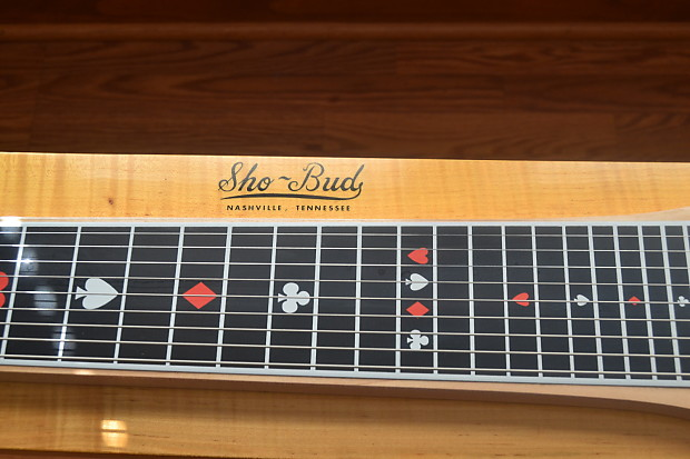 sho bud sho bud 10 string non pedal steel guitar 2005 natural reverb. Black Bedroom Furniture Sets. Home Design Ideas