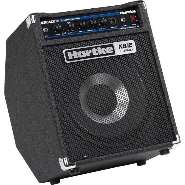 hartke kickback kb12 12 500 watt bass combo amplifier reverb. Black Bedroom Furniture Sets. Home Design Ideas