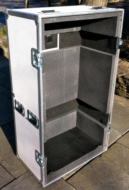 Road case for ampeg svt810e 8x10 bass cabinet reverb for 8x10 kitchen cabinets