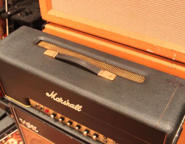 vintage 1974 marshall super bass 100w 1992 jmp plexi valve amplifier serviced reverb. Black Bedroom Furniture Sets. Home Design Ideas