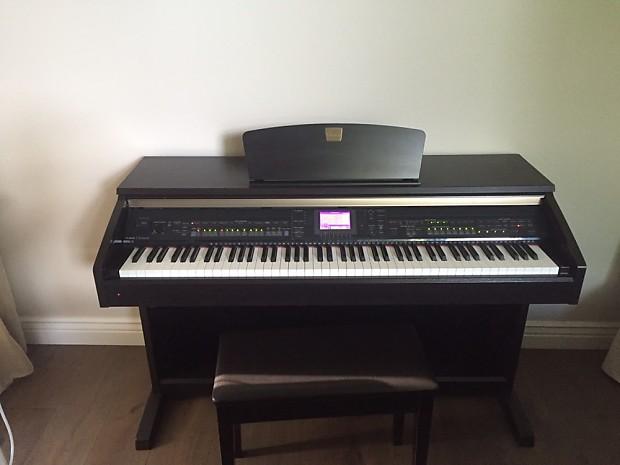 yamaha clavinova electric piano reverb. Black Bedroom Furniture Sets. Home Design Ideas