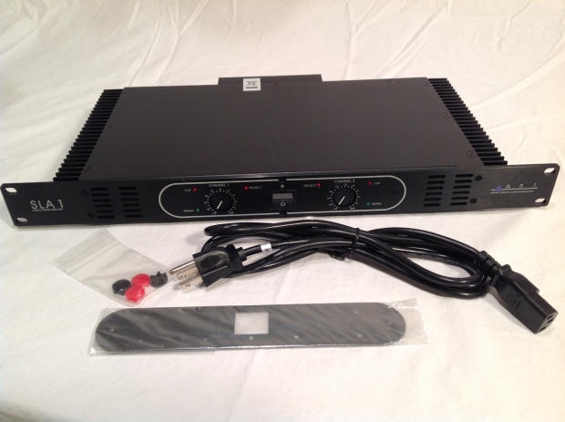 art sla 1 two channel amplifier brand new condition reverb. Black Bedroom Furniture Sets. Home Design Ideas