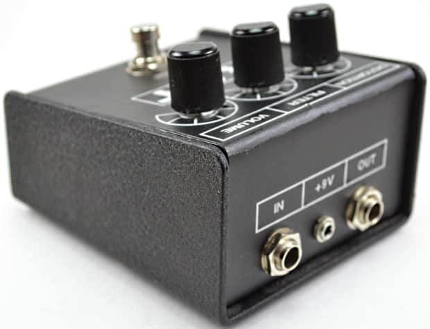 used proco rat distortion guitar effects pedal free reverb. Black Bedroom Furniture Sets. Home Design Ideas